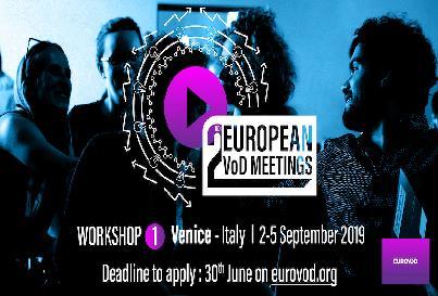 European VoD Meetings в рамките на фестивала във Венеция