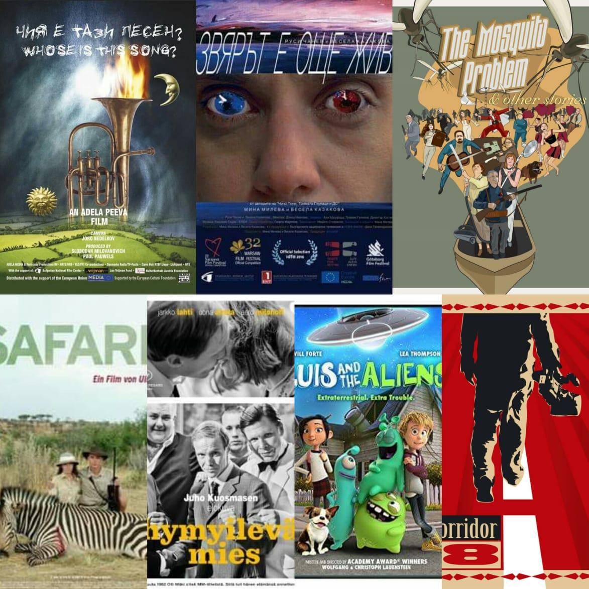 9 май – Европейски филми в Деня на Европа