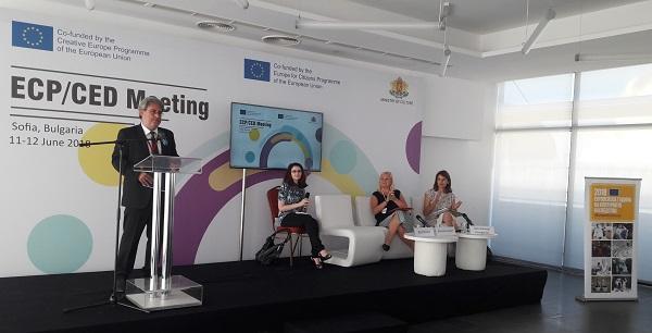 Неформална среща на бюрата Творческа Европа - Култура и Европа за гражданите