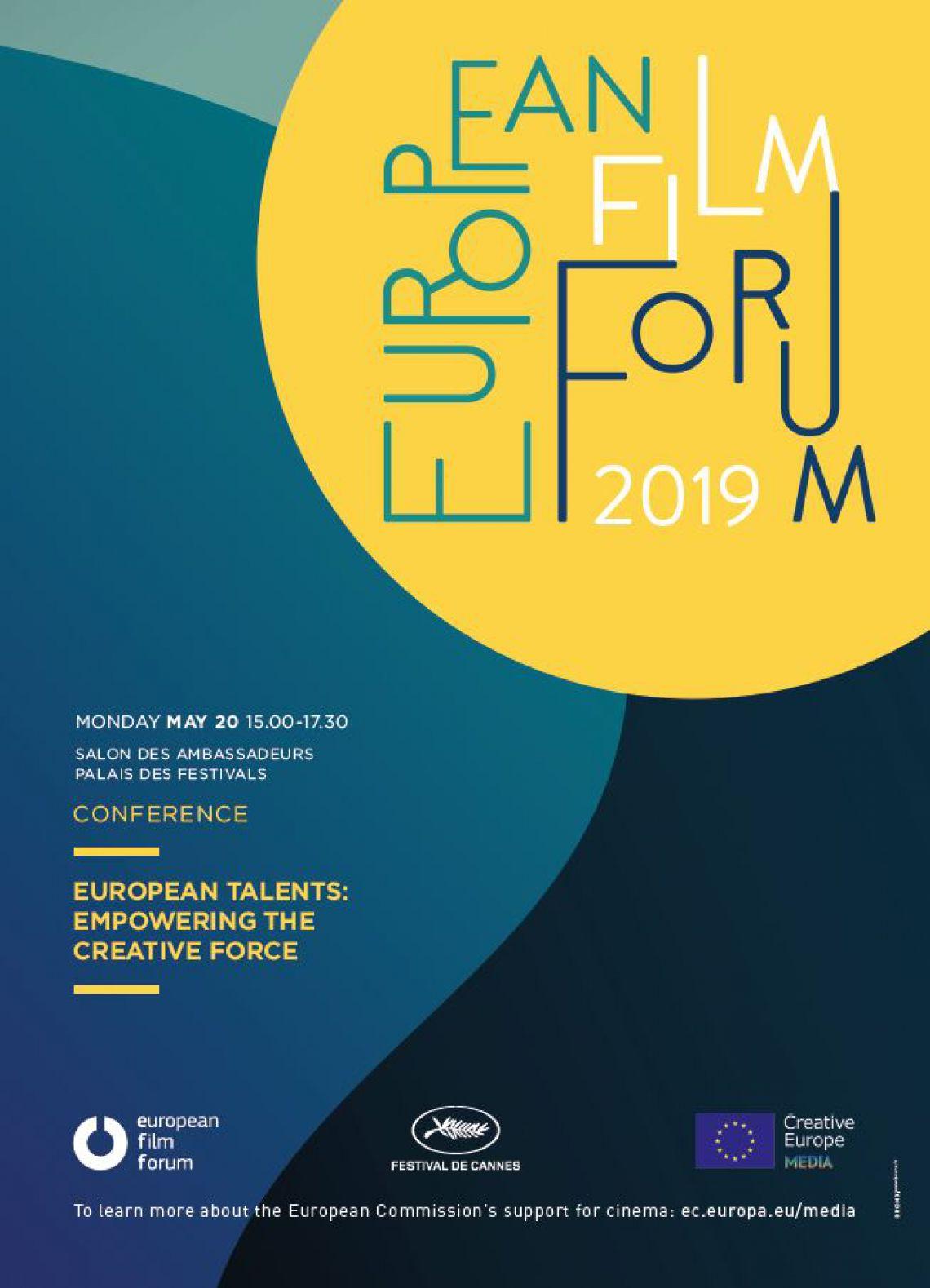 Събития на МЕДИА в рамките на Филмовия фестивал в Кан 2019
